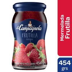 Mermelada La Campagnola Frutilla x 454 g.