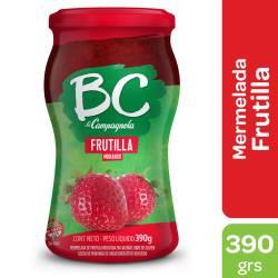 Mermelada La Campagnola BC Frutilla x 390 g.