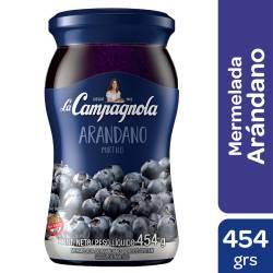 Mermelada La Campagnola Arándano x 454 g.