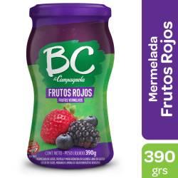 Mermelada La Campagnola BC Frutos Rojos x 390 g.