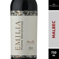 Vino Tinto Emilia Malbec x 750 cc.