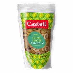 Aceitunas Verdes en Rodajas Doy Pack Castell x 150 g.