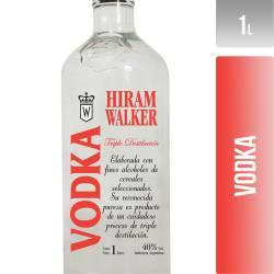 Vodka Hiram Walker x 1 lt.