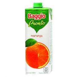 Jugo Natural Baggio Pronto Naranja x 1 lt.