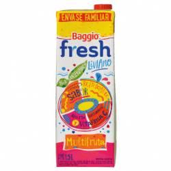 Jugo Baggio Fresh Multifruta x 1,5 lt.