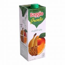 Jugo Natural Baggio Pronto Multifruta x 1 lt.