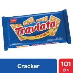 Galletitas Crackers Traviata x 101 g.