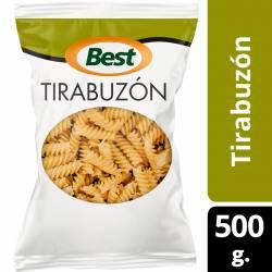 Fideos Tirabuzón Best x 500 g.