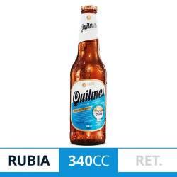 Cerveza Long Neck Quilmes Cristal x 340 cc.