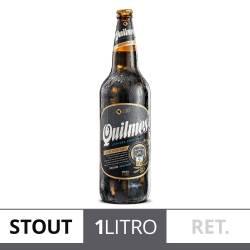 Cerveza Negra Quilmes Stout Retornable x 1 lt.