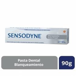 Crema Dental Sensodyne Blanqueadora Extra Fresh x 90 g.