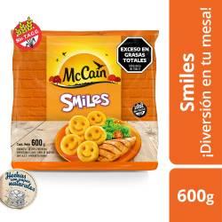 Papas Smiles Mc Cain x 600 gr.