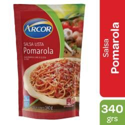 Salsa Pomarola Arcor x 340 g.