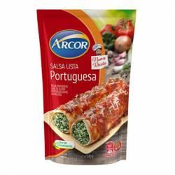 Salsa Portuguesa Arcor x 340 g.