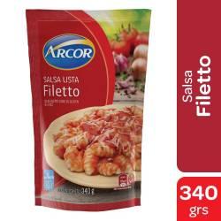 Salsa Filetto Arcor x 340 g.