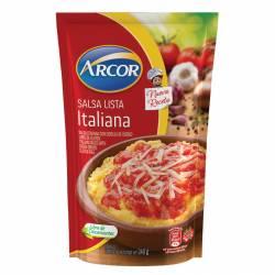 Salsa Italiana con Verdeo Arcor x 340 g.