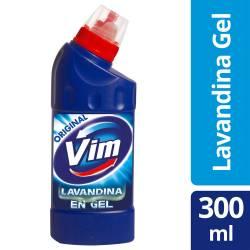 Lavandina en Gel Vim Original x 300 cc.
