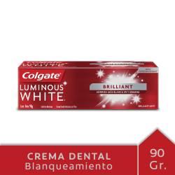 Crema Dental Colgate Luminous White x 90 g.