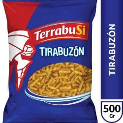 Fideos Tirabuzón Terrabusi x 500 g.