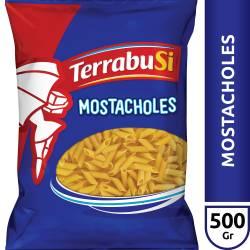 Fideos Mostachol Rayado Terrabusi x 500 g.