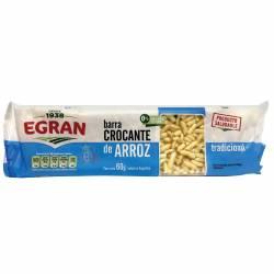 Barra Crocante de Arroz Egran x 60 g.