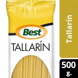 Fideos Tallarín Best x 500 g.