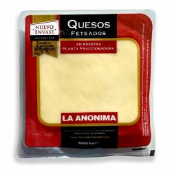 Queso Mozzarella Feteado Pampa Cheese x 200 g.