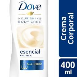 Crema Corporal Nutrición Esencial Dove x 400 cc.
