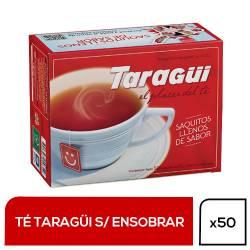 Té en Saquitos Taragüí x 50 un.