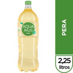 Agua sin gas Aquarius Pera x 2,25 lt.