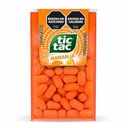 Pastillas Tic Tac Naranja x 49 g.