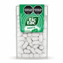 Pastillas Tic Tac Menta x 49 g.