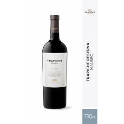 Vino Tinto Trapiche Malbec Reserva x 750 cc.