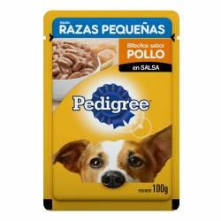 Alimento para Perro Adulto RP Pouch Pollo Pedigree x 100 g.