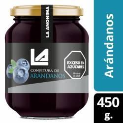 Confitura de Arándanos La Anónima x 450 g.