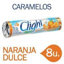 Caramelos Clight Naranja x 20 g.