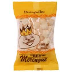 Merengue Blanco El Rey del Merengue x 100 g.