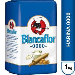 Harina de Trigo 0000 Blancaflor x 1 Kg.