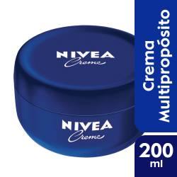 Crema Hidratante Nivea x 200 cc.