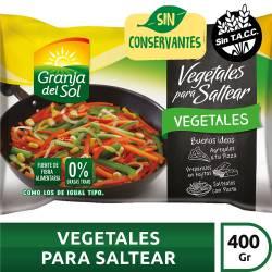 Vegetales para Saltear Granja del Sol x 400 gr.