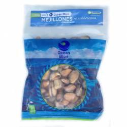 Mejillones Pelados Cocidos Ocean Blue x 500 gr.