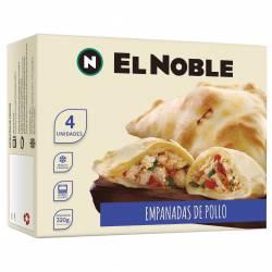 Empanadas Pollo x 4 un. El Noble x 320 gr.