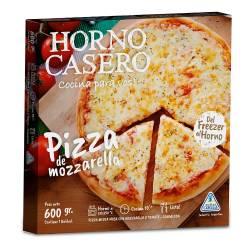 Pizza Mozzarella Horno Casero x 600 gr.
