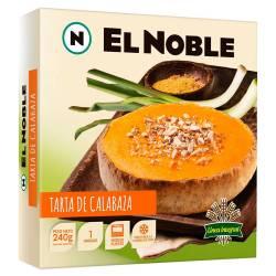 Tarta Calabaza El Noble x 240 gr.