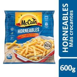 Papas Horneables Mc Cain x 600 gr.