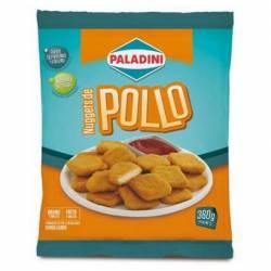 Nuggets de Pollo Paladini x 380 gr.