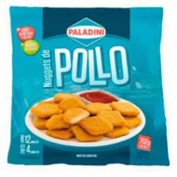 Nuggets de Pollo Paladini x 760 gr.