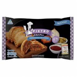 Empanadas de Carne x 4 un. Pietro x 340 gr.