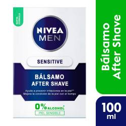 Bálsamo After Shave Nivea Sensitive x 100 cc.