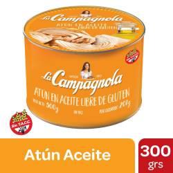 Atún en Aceite La Campagnola x 300 g.